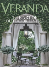 VerandaThe Art of Outdoor Living GDC interiors interior design book collection