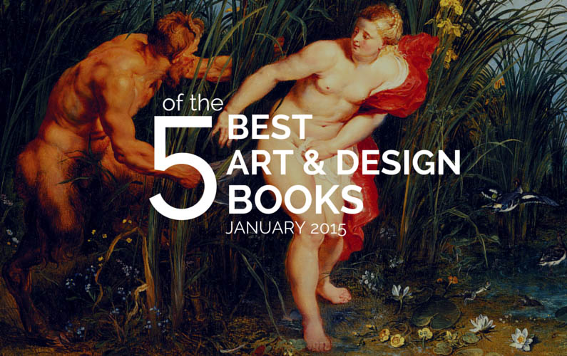 Best art and design books for january 2015 for Design hotel book 2015